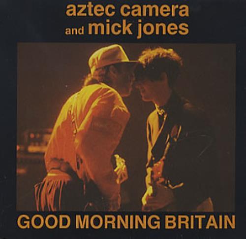 Aztec Camera Good Morning Britain 1990 German CD single YZ521CD