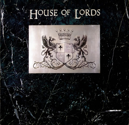 House Of Lords House Of Lords 1988 German vinyl LP PL88530