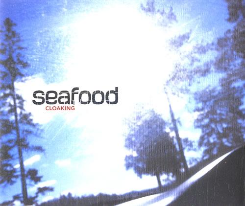 Seafood Cloaking 2001 UK CD single INFEC103CDS