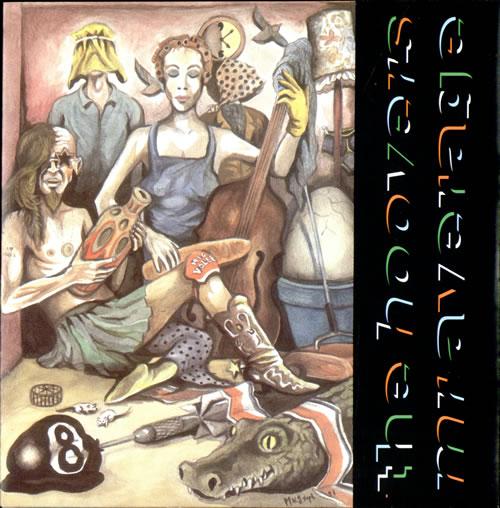 The Hoovers Mr Average 1991 UK 7 vinyl HERB101