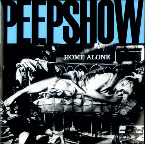 Peepshow Home Alone 1995 UK 7 vinyl FA04