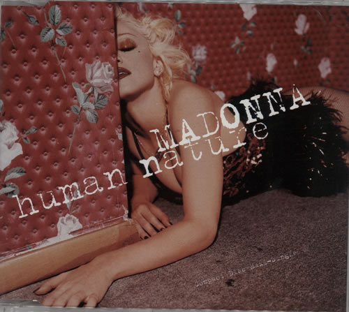 Madonna Human Nature Remixes 1995 Australian CD single 9362418802