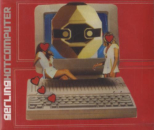 Gerling Hot Computer 2002 Australian CD single 020642