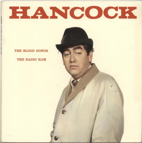 Tony Hancock Hancock 1961 UK vinyl LP NPL18068