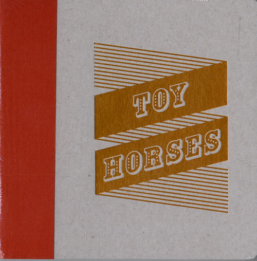 Toy Horses Toy Horses 2011 UK CD album ALBSPCDLUX01