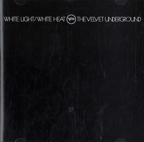 Velvet Underground White Light White Heat 1989 German CD album 5312512