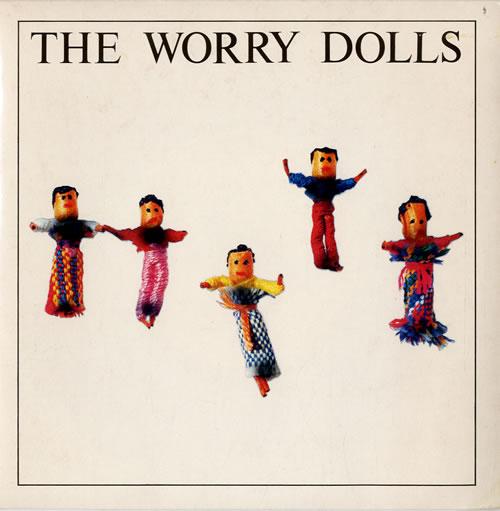 The Worry Dolls Happy Families 1989 UK 7 vinyl WD1