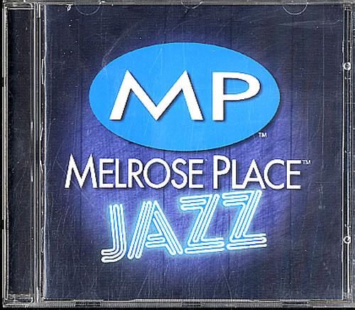 VariousJazz Melrose Place Jazz 1998 UK CD album 01934112752