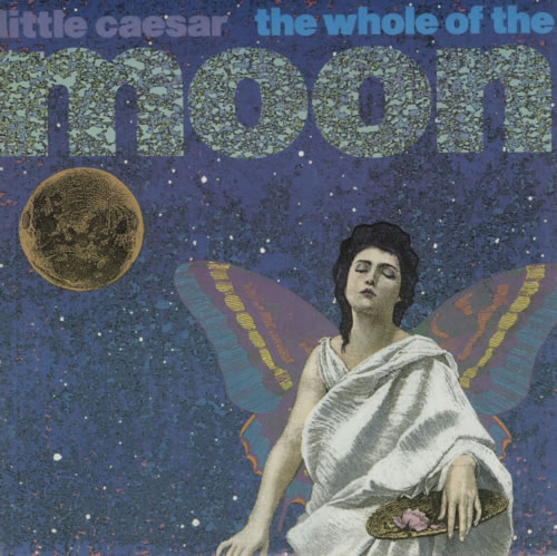 Little Caesar (Dance) The Whole Of The Moon 1990 Australian 12 vinyl POST595