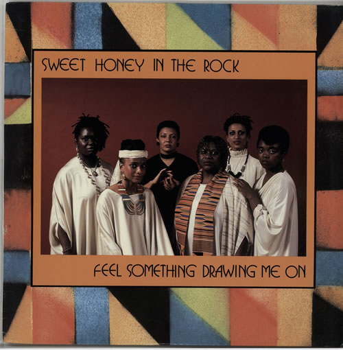 Sweet Honey In The Rock Feel Something Drawing Me On 1985 USA vinyl LP FF375