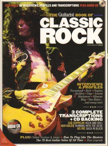 Led Zeppelin The Guitarist Book of Classic Rock 2004 UK book 185870183X