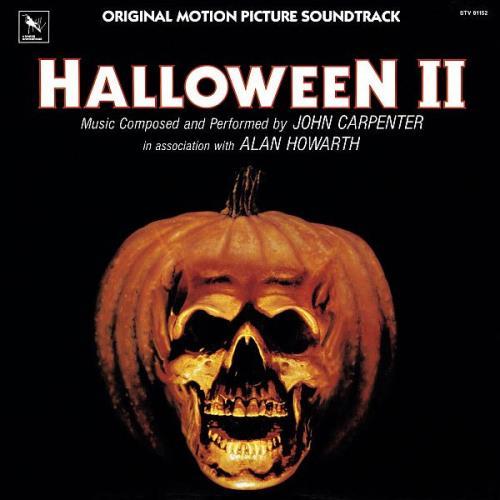 John Carpenter Halloween II 1981 USA vinyl LP STV81152