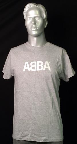 Image of Abba ABBA - Navy L 2013 Swedish t-shirt NAVY L T-SHIRT