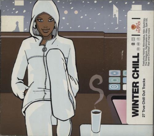 Hed Kandi Winter Chill 1999 UK 2CD album set HEDK006
