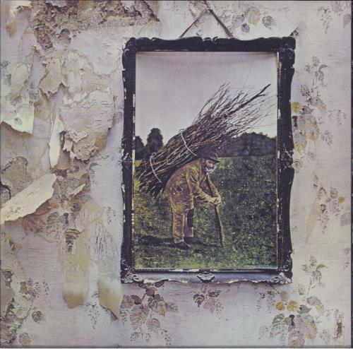 Led Zeppelin Led Zeppelin IV  180gm Deluxe 2014 German 2LP vinyl set 8122796433