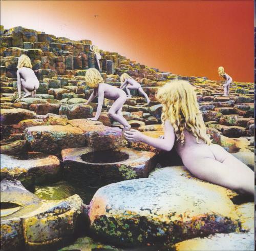 Led Zeppelin Houses Of The Holy  180gm Deluxe 2014 German 2LP vinyl set 8122795941