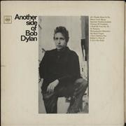 Bob Dylan Another Side Of Bob Dylan - 1st - F/B - VG vinyl LP UNITED KINGDOM