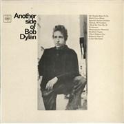 Bob Dylan Another Side Of Bob Dylan - matt p/s vinyl LP UNITED KINGDOM