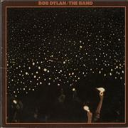 Bob Dylan Before The Flood - Sunrise Label 2-LP vinyl set UNITED KINGDOM