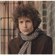 Bob Dylan Blonde On Blonde - 1� Mono 2-LP vinyl set UNITED KINGDOM