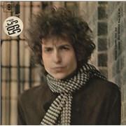 Bob Dylan Blonde On Blonde - 1� Stereo 2-LP vinyl set UNITED KINGDOM
