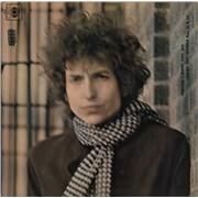 Bob Dylan Blonde On Blonde - 2nd - Stereo - Transitional Pressing 2-LP vinyl set UNITED KINGDOM