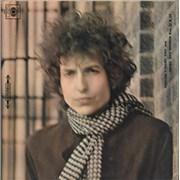Bob Dylan Blonde On Blonde 2-LP vinyl set UNITED KINGDOM