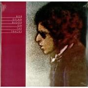 Bob Dylan Blood On The Tracks - Sealed vinyl LP UNITED KINGDOM