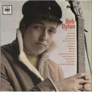 Bob Dylan Bob Dylan - CBS Pressing vinyl LP UNITED KINGDOM
