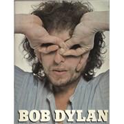 Bob Dylan Bob Dylan - EX tour programme UNITED KINGDOM