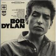 Bob Dylan Bob Dylan vinyl LP JAPAN