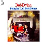 Bob Dylan Bringing It All Back Home - Mono - Sealed vinyl LP USA