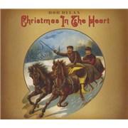 Bob Dylan Christmas In The Heart CD album UNITED KINGDOM