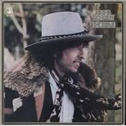 Bob Dylan Desire vinyl LP UNITED KINGDOM