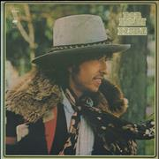 Bob Dylan Desire vinyl LP NETHERLANDS