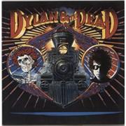 Bob Dylan Dylan & The Dead vinyl LP NETHERLANDS