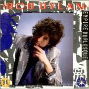 Bob Dylan Empire Burlesque vinyl LP UNITED KINGDOM