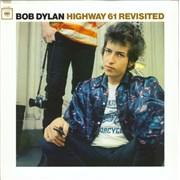 Bob Dylan Highway 61 Revisited - 180gram Vinyl vinyl LP UNITED KINGDOM