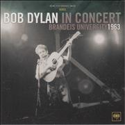 Bob Dylan In Concert: Brandeis University 1963 CD album JAPAN