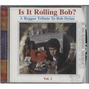 Bob Dylan Is It Rolling Bob? A Reggae Tribute To Bob Dylan Vol.1 Dual Disc UNITED KINGDOM