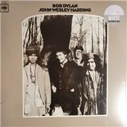 Bob Dylan John Wesley Harding - White Vinyl - Sealed vinyl LP UNITED KINGDOM