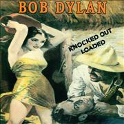 Bob Dylan Knocked Out Loaded vinyl LP USA