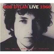 Bob Dylan Live 1966: The Bootleg Series Vol.4 2-CD album set UNITED KINGDOM