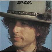 Bob Dylan Masterpieces 3-LP vinyl set AUSTRALIA