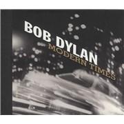 Bob Dylan Modern Times 2-disc CD/DVD set UNITED KINGDOM