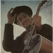 Bob Dylan Nashville Skyline - 1st Stereo - Upton vinyl LP UNITED KINGDOM