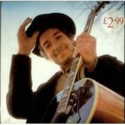 Bob Dylan Nashville Skyline - Red Label - Barcoded vinyl LP UNITED KINGDOM