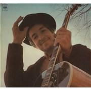 Bob Dylan Nashville Skyline - Stereo - Upton vinyl LP UNITED KINGDOM