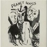 Bob Dylan Planet Waves - 2nd vinyl LP UNITED KINGDOM