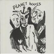 Bob Dylan Planet Waves vinyl LP JAPAN